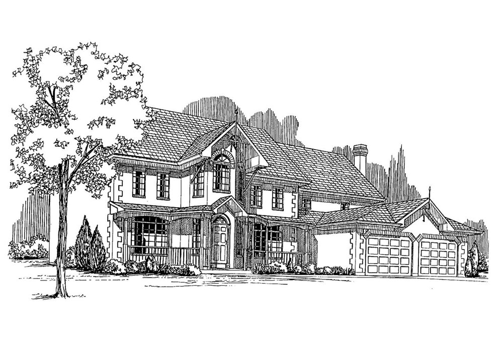 Architectural Illustration